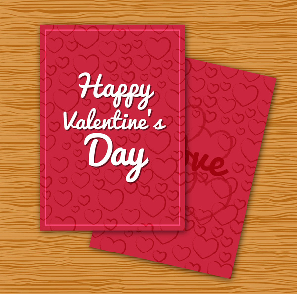 happy valentine day card