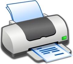 Hardware Printer Text