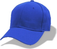 Hat baseball blue
