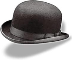 Hat bowler