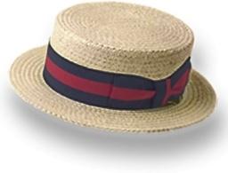 Hat straw derby