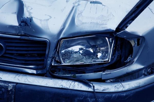 headlamp accident auto