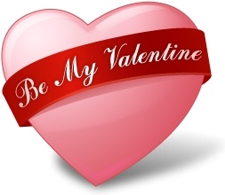Heart BeMyValentine