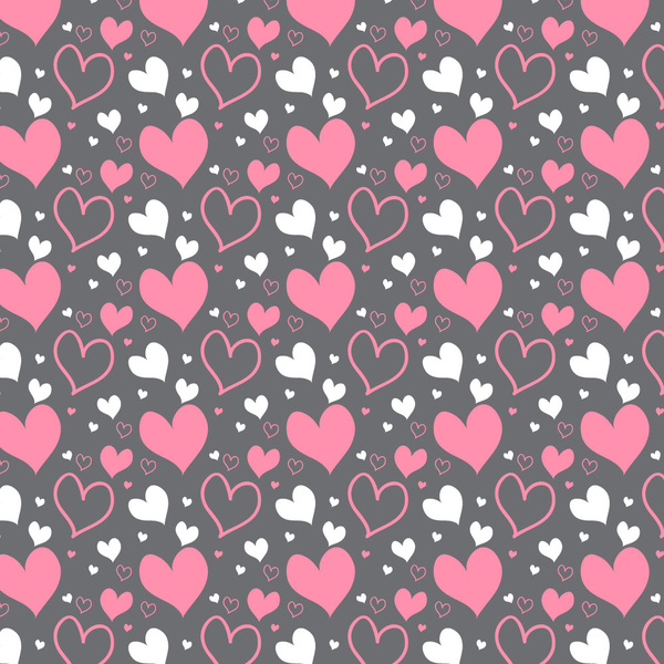 Heart pattern vector free vector download (22,331 Free ...