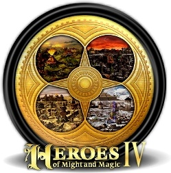 Heroes IV of Might and Magic 1