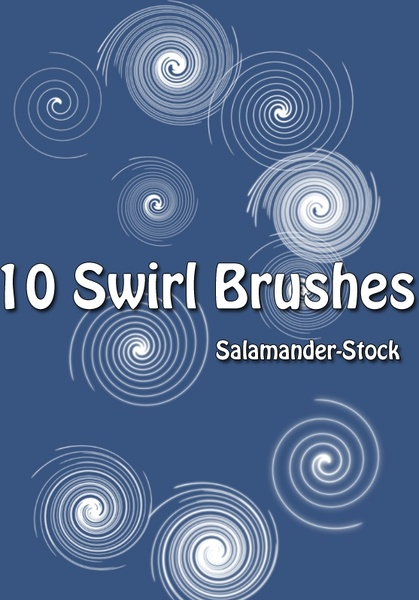 High Quality Spiral Brush Pack
