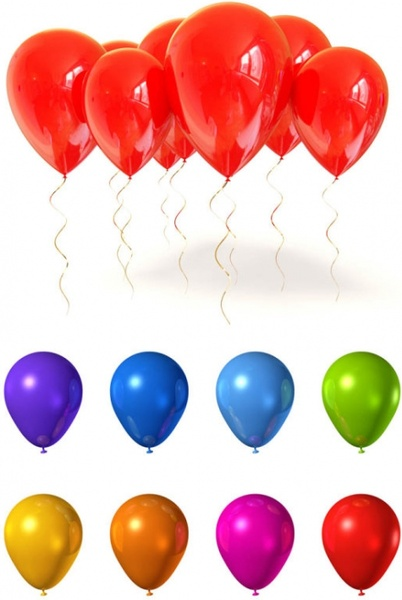 highdefinition color balloon pictures 2