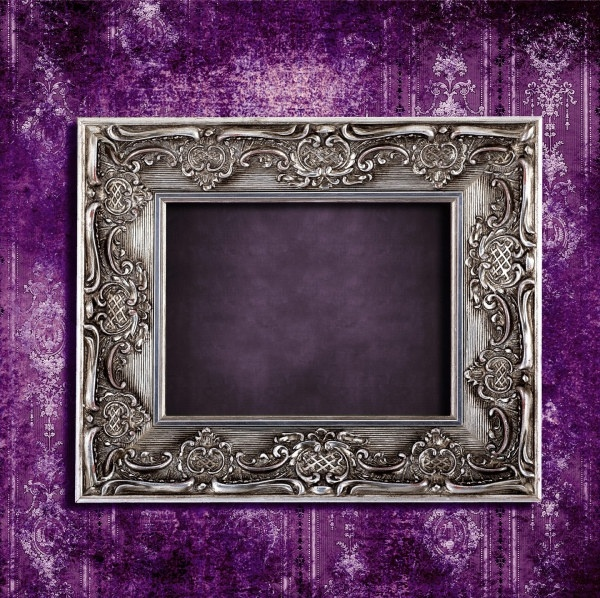 highquality pictures of beautiful europeanstyle frames and wallpaper 4