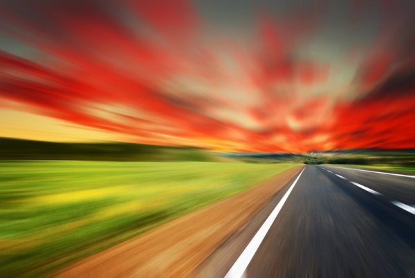 highspeed motion blur scenic 03 hd picture