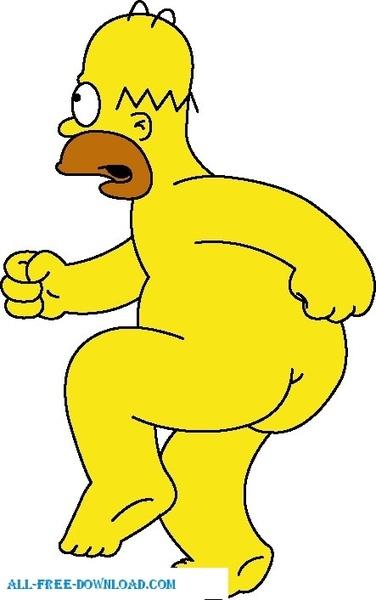 Simpsons vectors free vector download 56 free vector for - Bart simpson nu ...