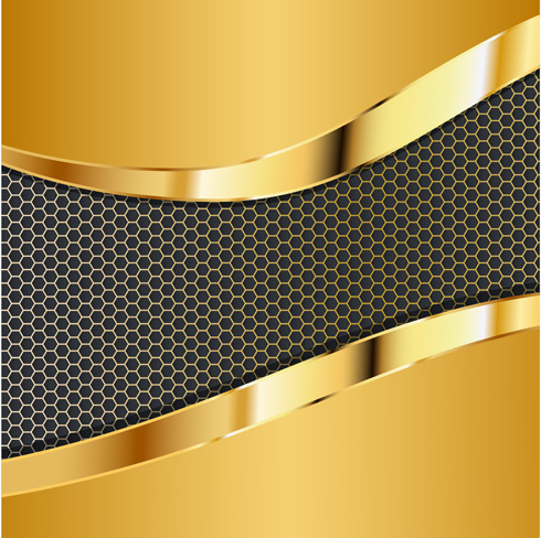 gold background free vector download  48 552 free vector vector ribbon banner template vector ribbon banner eps free
