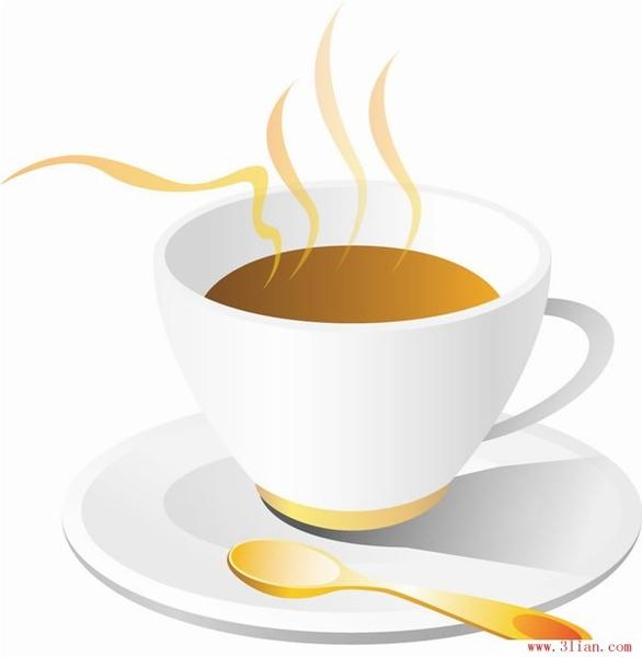 Free vector graphic: Cup, Tea, Hot, Beverage, Breakfast ... |Hot Tea Art