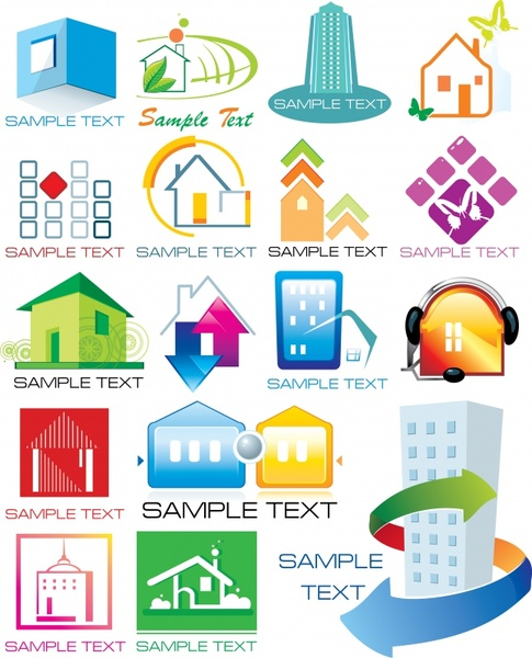 Flat Roof House Free Vector Download (5,335 Free Vector