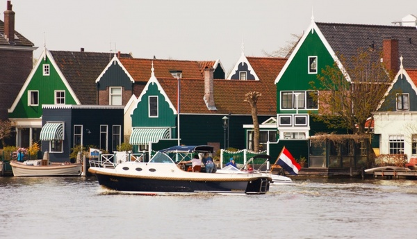 houses in holland