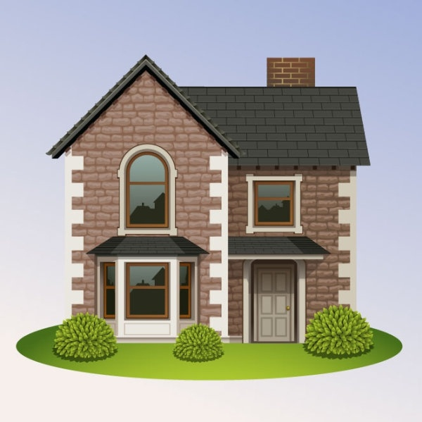 House Free Vector Download (1,930 Free Vector) For