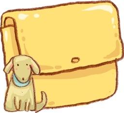 Hp folder dog