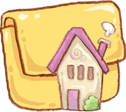 Hp folder home