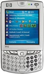 HP iPaq hw 6945