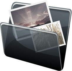 HP Pictures Folder