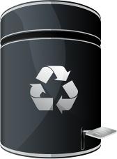 HP Recycle Empty