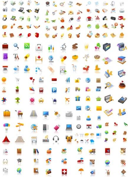 icon go live articles vector