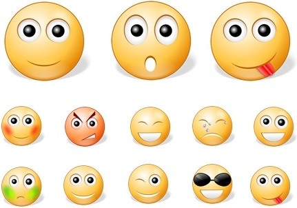 IconTexto Emoticons Icons icons pack