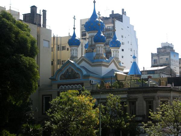 iglesia apostolica ortodoxa rusa