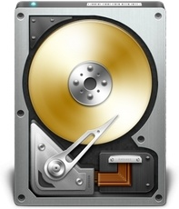 In side hard disk hdd