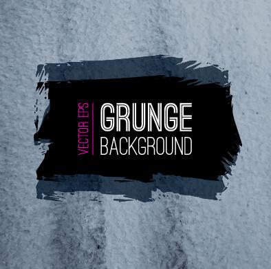 ink grunge background art vector
