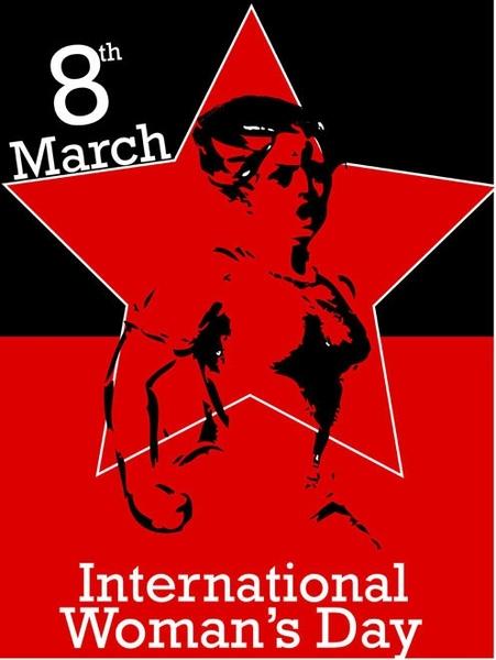 international women day clip art