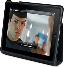 iPad flip case horizontal