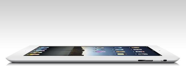 iPad Side View