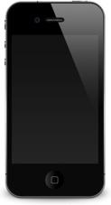 iPhone 4G shadow