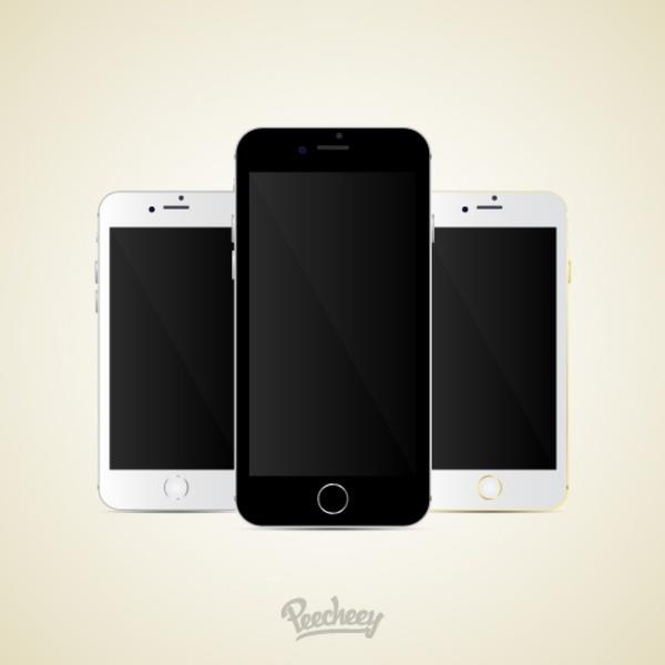 Iphone 6 templates free vector in adobe illustrator ai iphone 6 templates maxwellsz