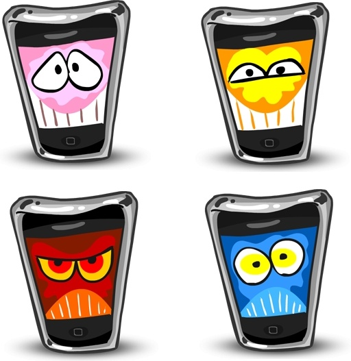 iPhone Toon Icons icons pack