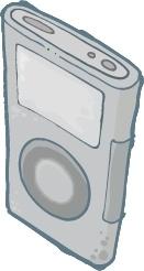iPod Grey