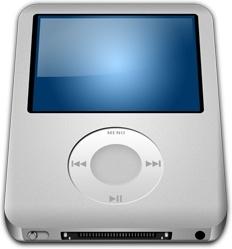 iPod Nano Silver alt