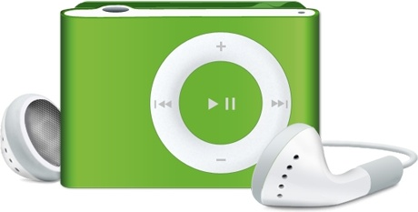 iPod Shuffle Graphic