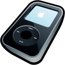 iPod Video Black