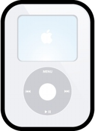 iPod Video White
