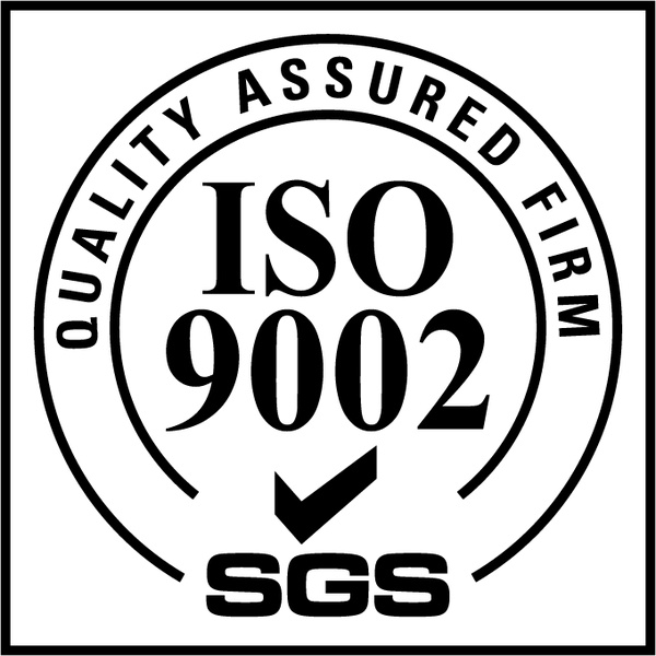 iso sgs logo vector download