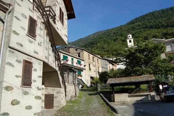 italy village town