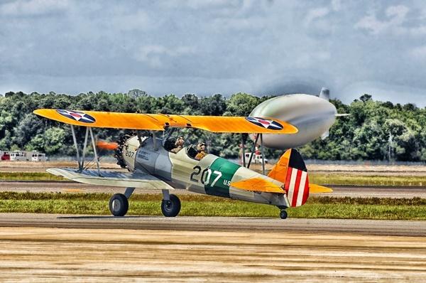 jacksonville florida airplane