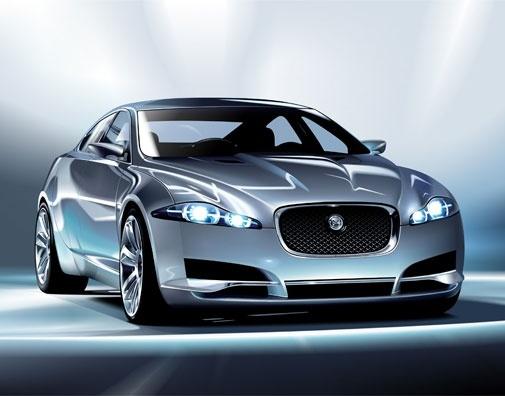 jaguarcxf car vector