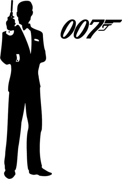 Image result for james bond 007 logo