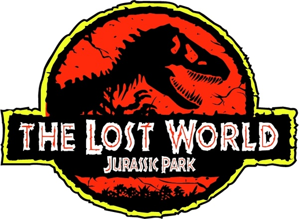 jurassic park 1 free vector in encapsulated postscript eps ( .eps