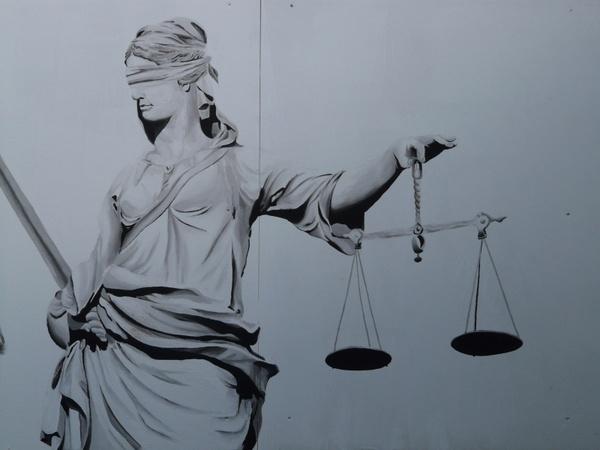 Justice, Blind Justice, Law