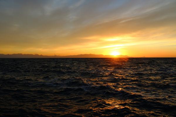 kalk bay sunrise