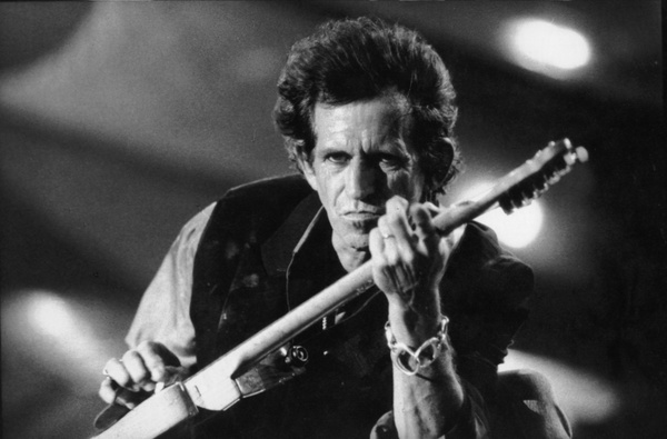 keith richards the rolling stones concert