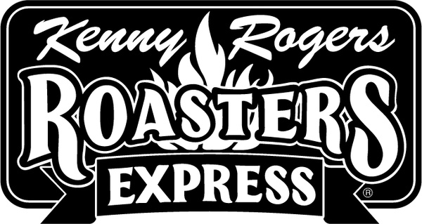 kenny rogers roasters express free vector in encapsulated
